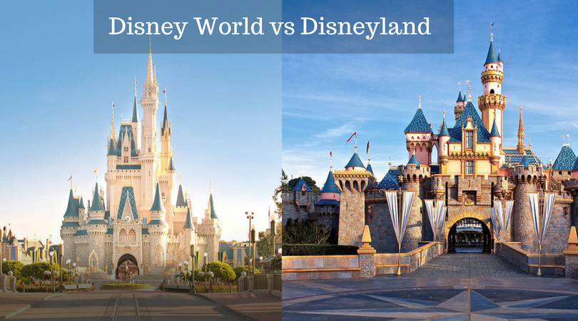 Which Park Is Right For You Disney World Vs Disneyland Magical Getaway Blog