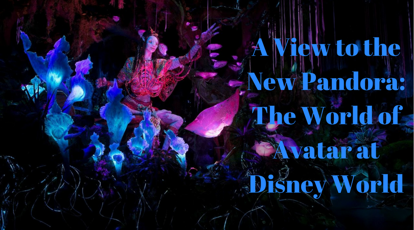A Look to the New Pandora- The World of Avatar at Disney World (1)