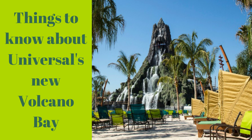 Things to know about Universal's new Volcano Bay