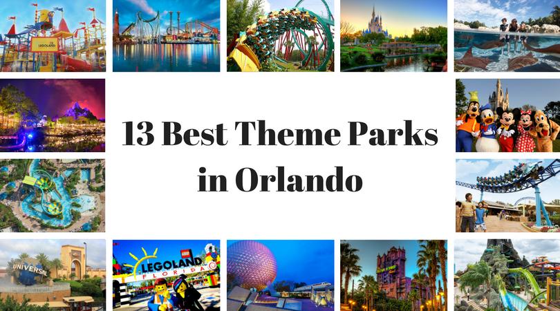 13 Best Theme Parks in Orlando