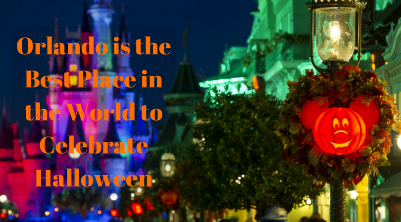 Orlando is the Best Place in the World to Celebrate Halloween