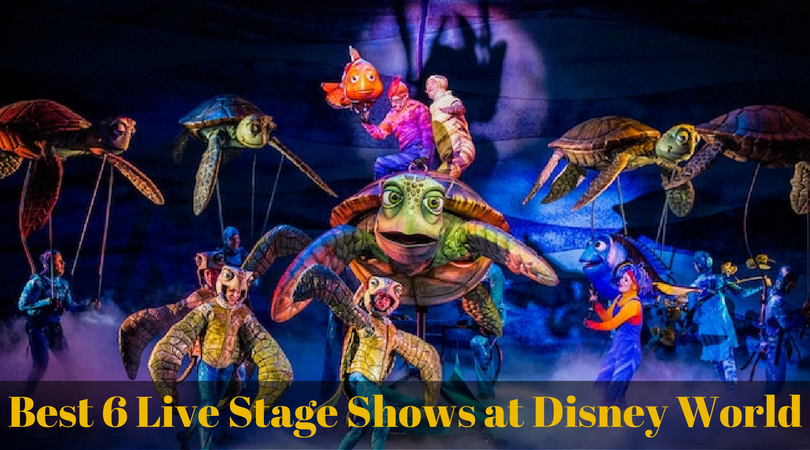 Best 6 Live Stage Shows at Disney World (1)