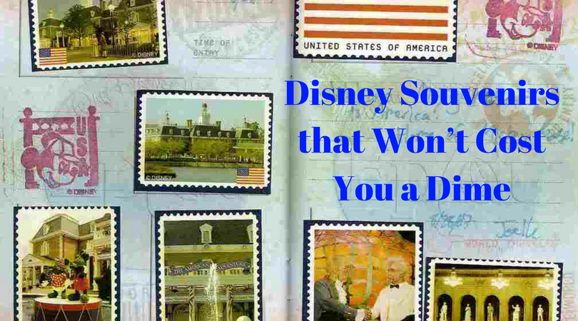 Disney Souvenirs that Won't Cost You a Dime