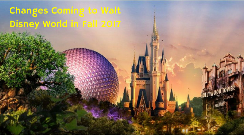 Changes Coming to Walt Disney World in Fall 2017 (1)