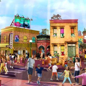 6-Sesame Street-themed Land At SeaWorld