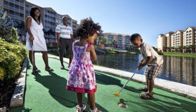Mini-Golf En Westgate Town Center